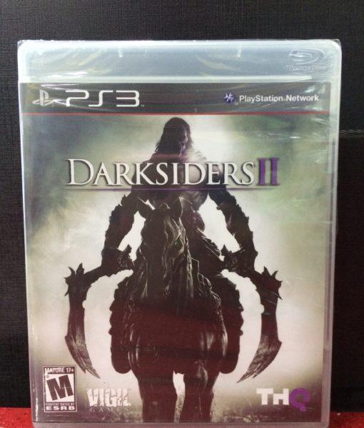 PS3 DarkSiders II game
