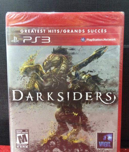 PS3 DarkSiders game