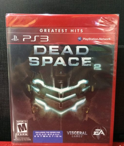 PS3 Dead Space 2 game