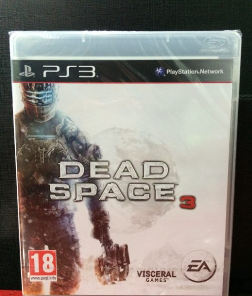 PS3 Dead Space 3 Limited game