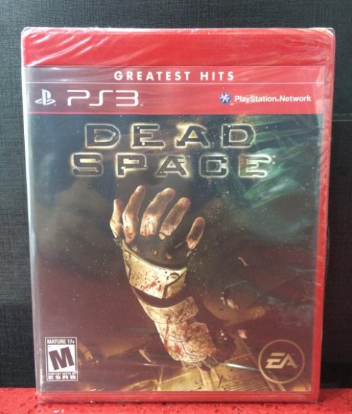 PS3 Dead Space game
