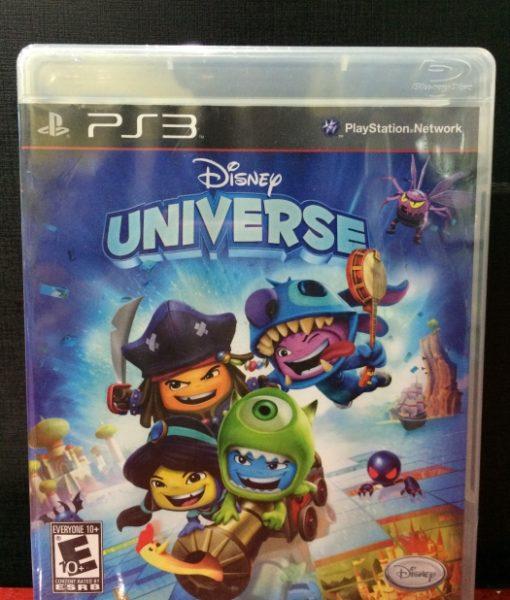 PS3 Disney Universe game