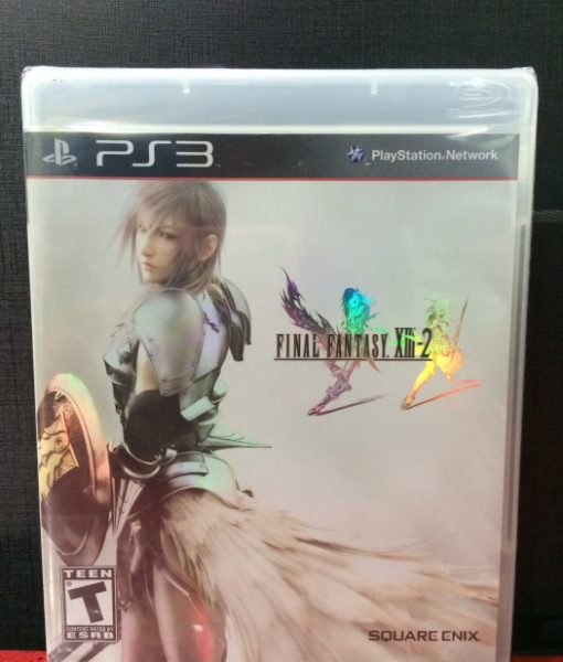 PS3 Final Fantasy XIII-2 game