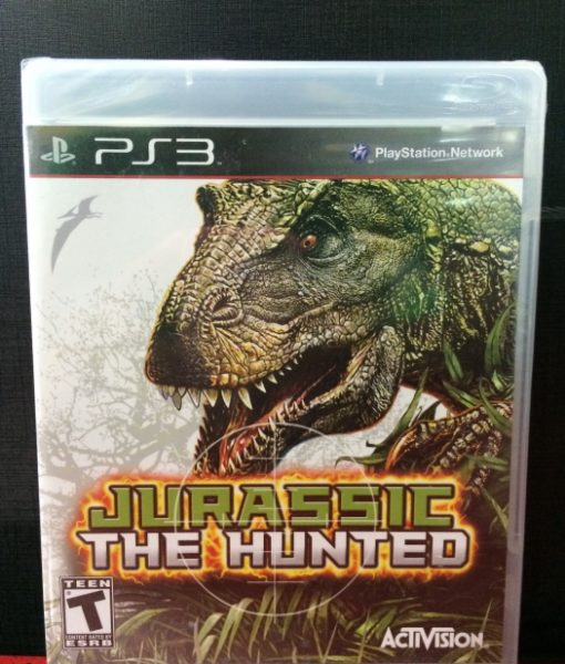 PS3 Jurassic The Hunted game