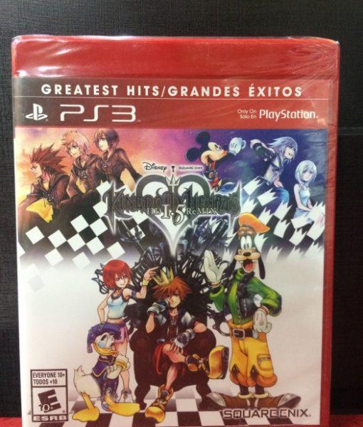 PS3 Kingdom Hearts HD 1.5 Remix game