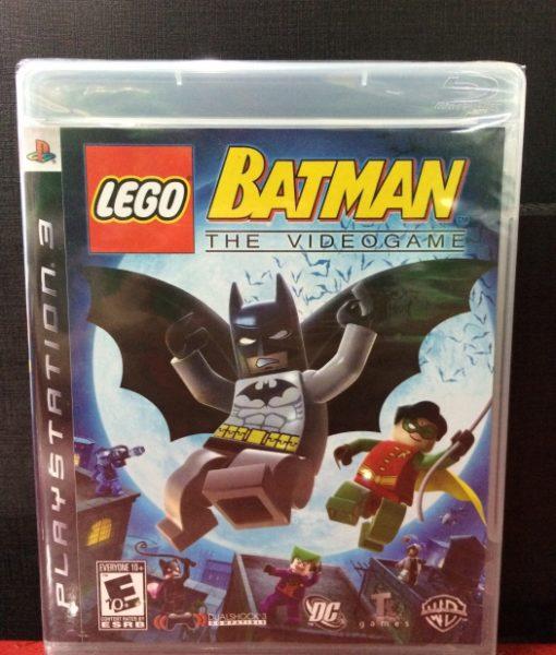 PS3 LEGO Batman game