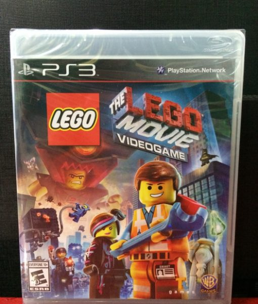 PS3 LEGO Movie Video game