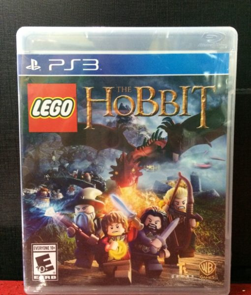 PS3 LEGO The Hobbit game