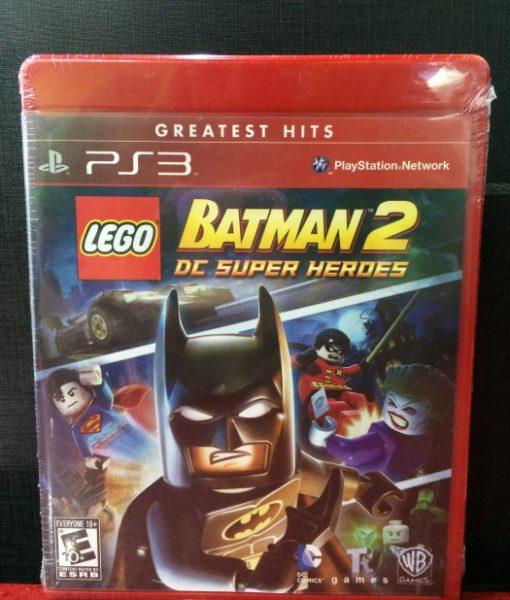 PS3 Lego Batman 2 game