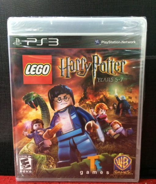 PS3 Lego Harry Potter 5-7 game