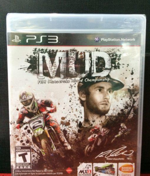 PS3 MUD Motocross game