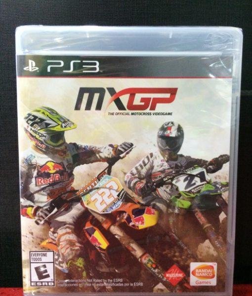 PS3 MX GP Motocross game