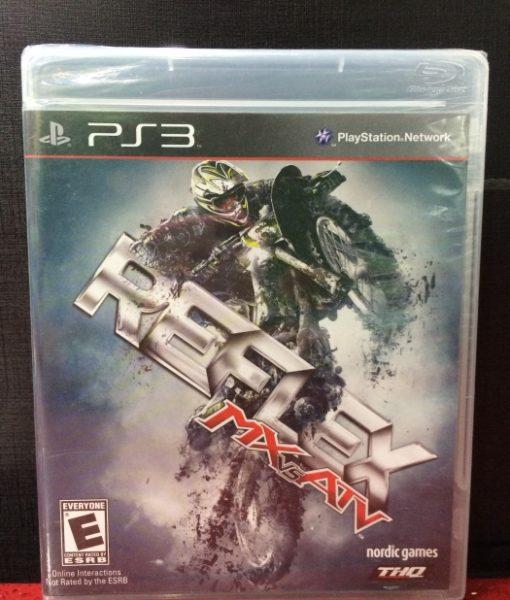 PS3 MX vs ATV Reflex game