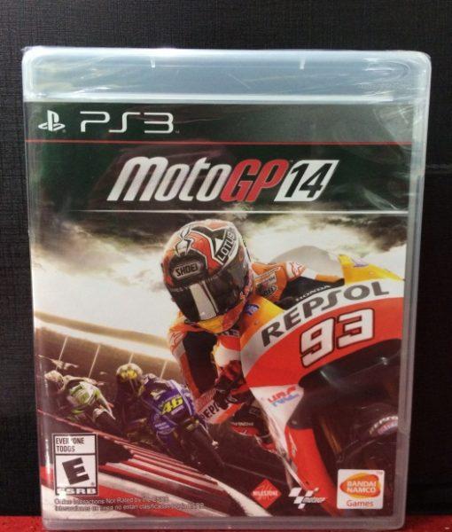PS3 Moto GP 14 game