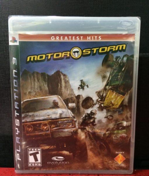 PS3 MotorStorm game