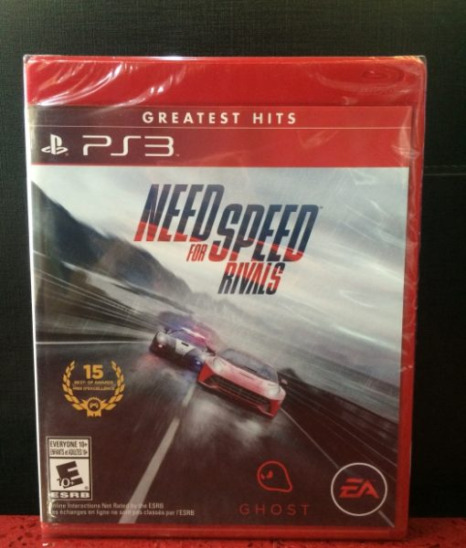 PS3 Need for Speed Rivals game
