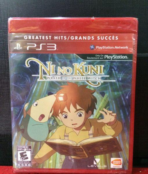 PS3 Ni No Kuni game