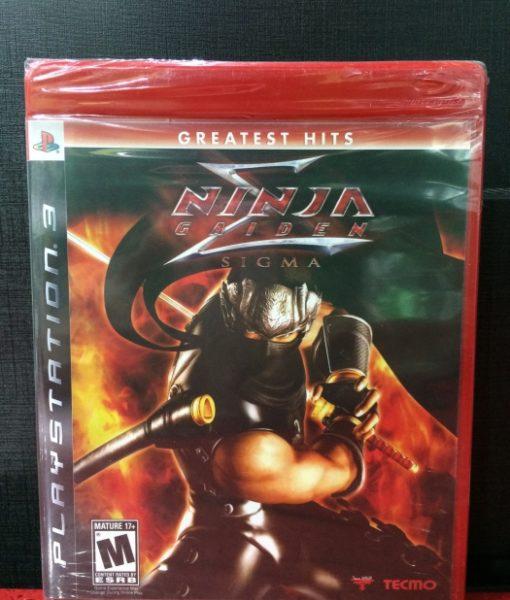 PS3 Ninja Gaiden Sigma 2 game