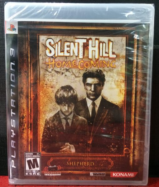 PS3 Silent Hill HomeComing game