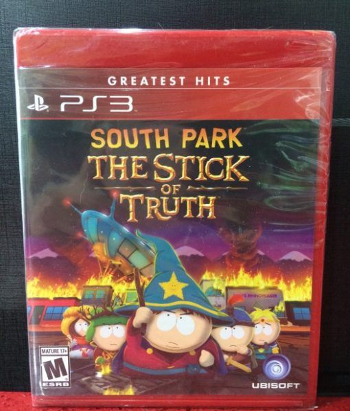 PS3 South Park The Stick of Truth game