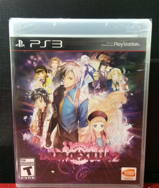 PS3 Tales of Xillia 2 game