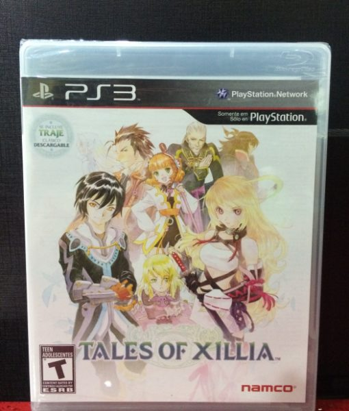 PS3 Tales of Xillia game