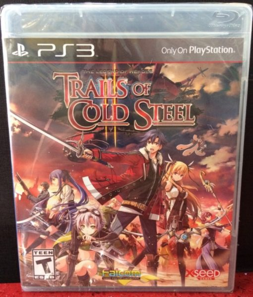 PS3 Trails of Cold Steel II game