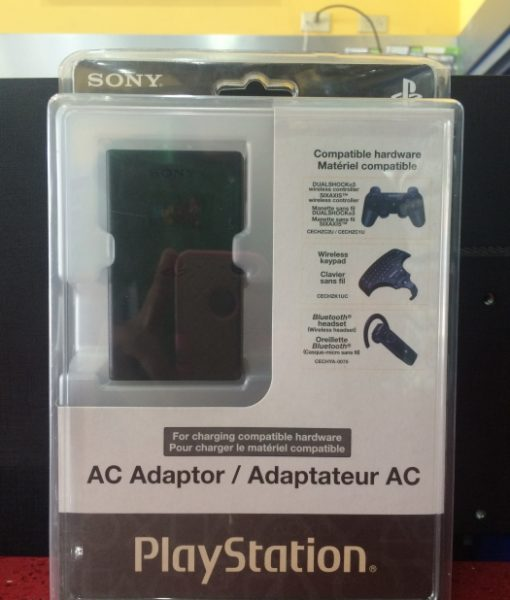 PS3 AC Adaptor + USB Cable Sony