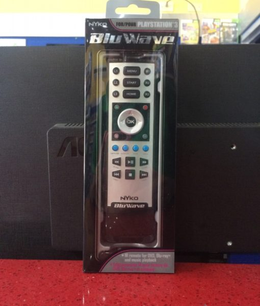 PS3 BluWave Remote Nyko