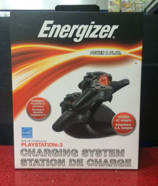 PS3 Energizer Charging System PdP