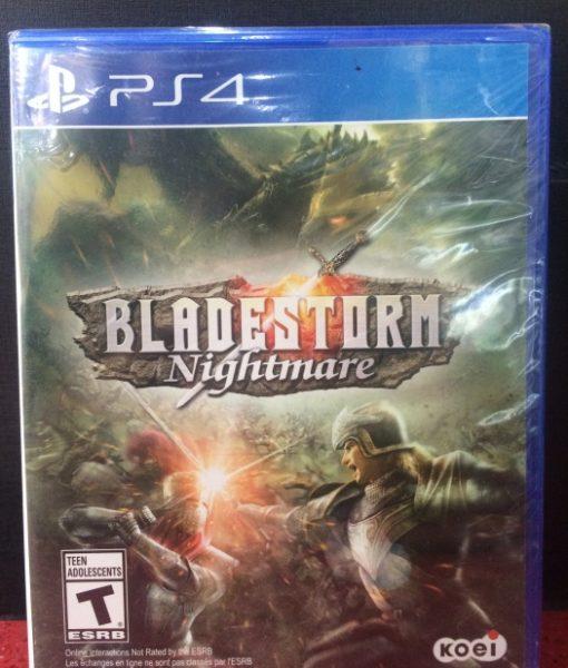 PS4 BladeStorm Nightmare game