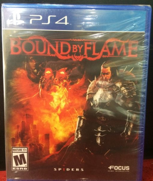 PS4 Bound by Flame game