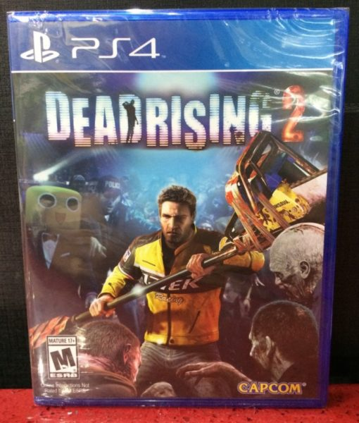 PS4 Dead Rising 2 HD game