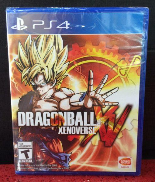 PS4 Dragon Ball Xenoverse game