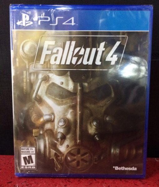 PS4 Fallout 4 game