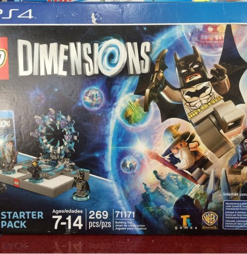 PS4 LEGO Dimensions Starter Pack game
