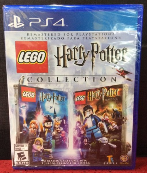 PS4 LEGO Harry Potter Collection game