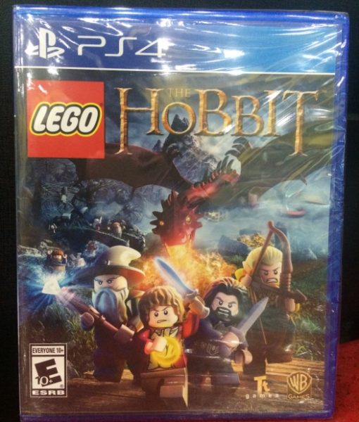 PS4 LEGO The Hobbit game
