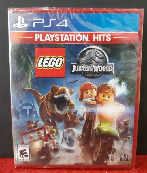 PS4 Lego Jurassic World game