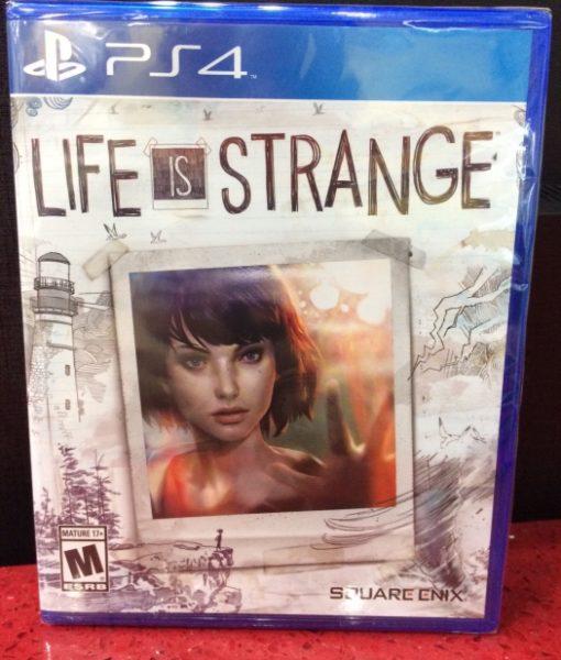 PS4 Life is Strange game