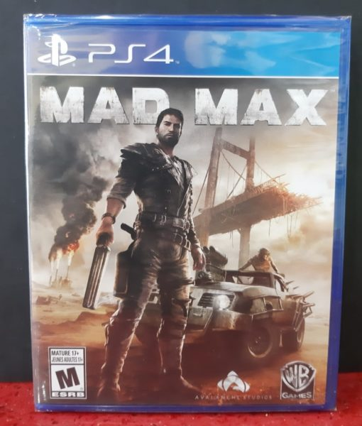 PS4 MAD MAX game
