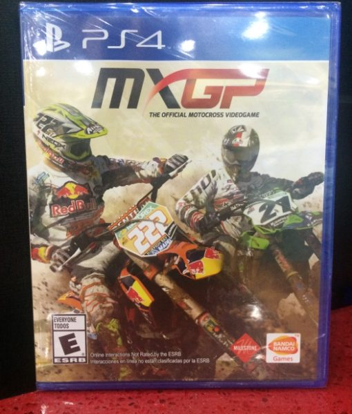 PS4 MX GP Motocross game