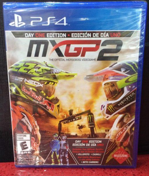 PS4 MXGP 2 MotoCross game