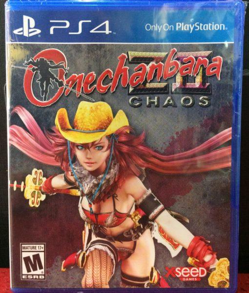PS4 Onechanbara ZII Chaos game