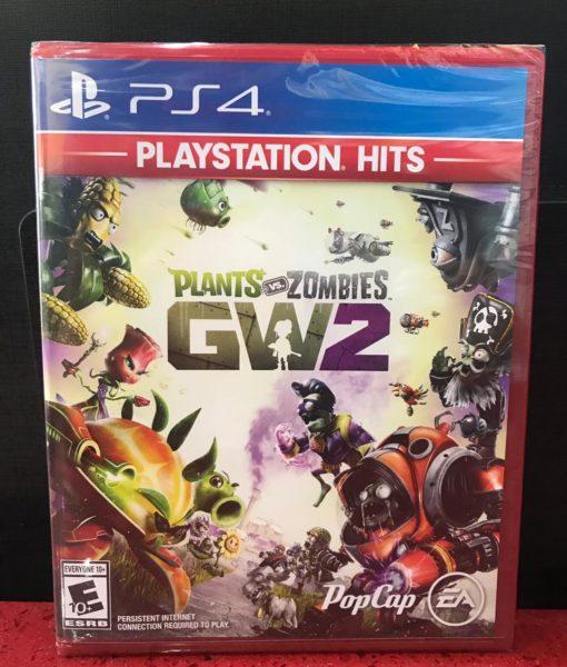 PS4 Plants vs Zombies GW 2 game