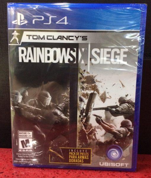 PS4 Rainbow Six SIEGE game