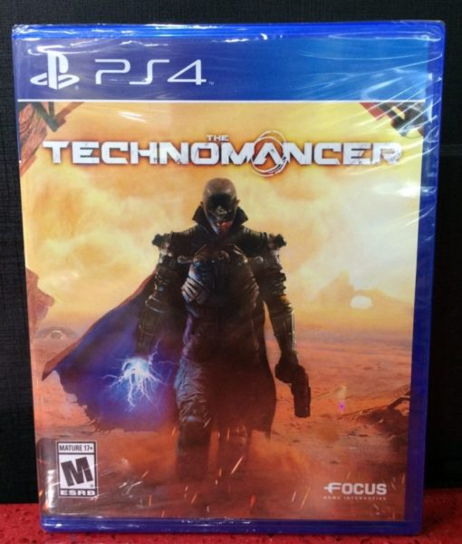 PS4 The Technomancer game