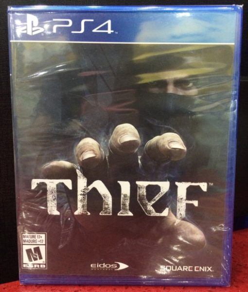 PS4 Thief game