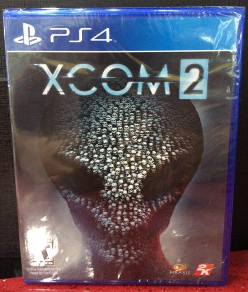 PS4 XCom 2 game