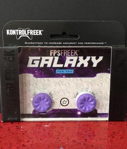 PS4 item Kontrol Freek Galaxy Morado AMZ